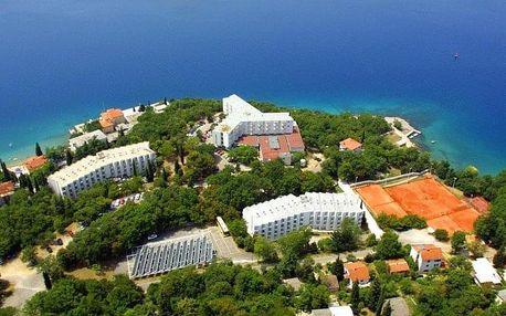 Chorvatsko - Krk na 8 dnů, polopenze