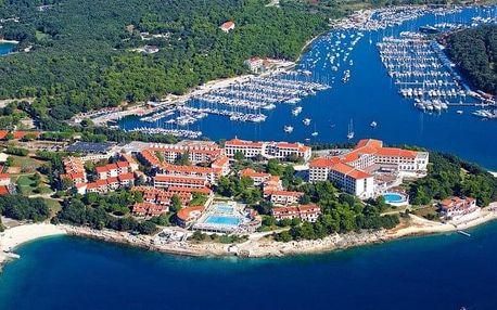 Chorvatsko - Pula na 7-15 dnů