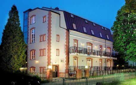 Polsko - Kudowa-Zdrój: Paria Hotel