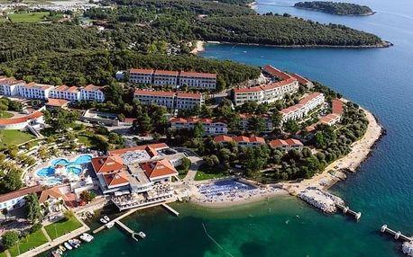 Chorvatsko - Istria na 7-15 dnů