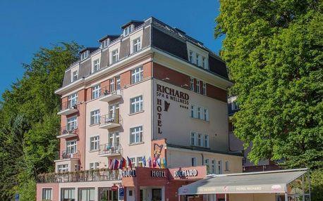 Západočeské lázně: Hotel Richard