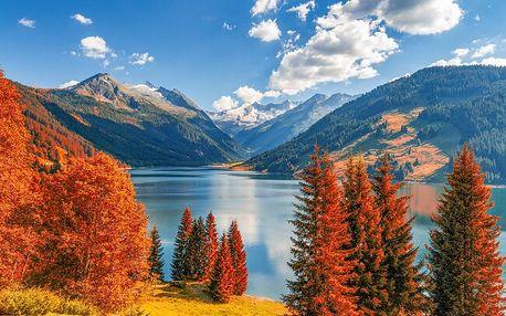 Rakouské Alpy u turistických stezek v Hotelu Pruggererhof *** s polopenzí, saunou a SommerCard plnou výhod