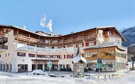 Rakousko - Kaprun - Zell am See na 3-12 dnů, polopenze