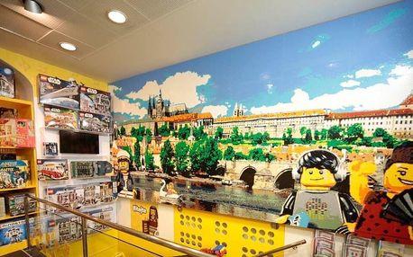 Za dobrodružstvím do Muzea LEGO® v Praze