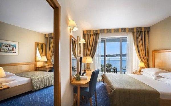 Aminess Grand Azur Hotel (ex Grandhotel Orebić), Pelješac, Chorvatsko, Pelješac, vlastní doprava, snídaně v ceně4