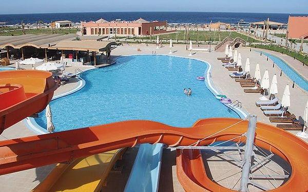 Hotel Three Corners Happy Life Resort, Marsa Alam, letecky, all inclusive5