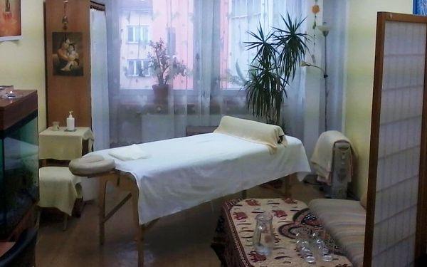 Léčebná masáž zad a šíje (60 min.)3