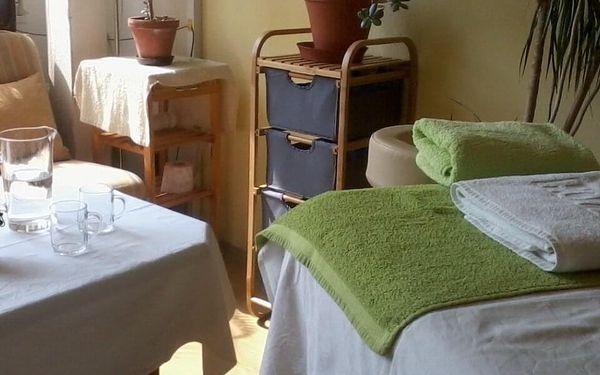 Léčebná masáž zad a šíje (60 min.)5