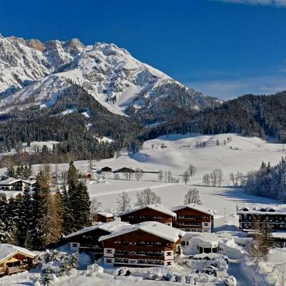 Rakouské Alpy: Marco Polo Alpina Familien- & Sporthotel