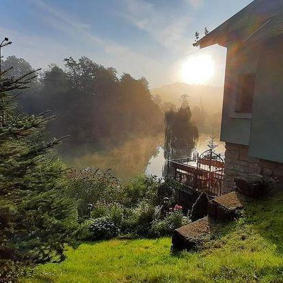 Pardubický kraj: Chata Dvořákův rybník