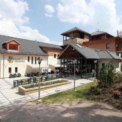 Rychnov nad Kněžnou: Hotel Studánka s pivními lázněmi