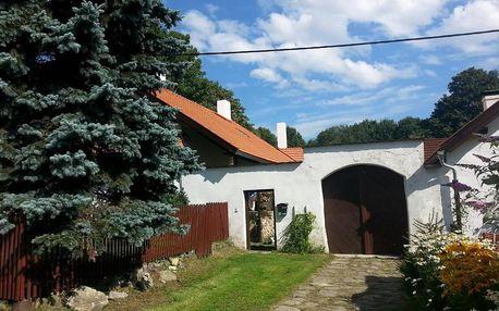 Vysočina: Apartmán Krátká