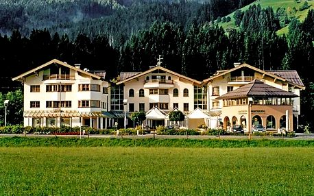 Rakousko - Kitzbühel - Kirchberg na 8 dnů