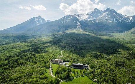 Tatranská Lomnica na 4-11 dnů, polopenze