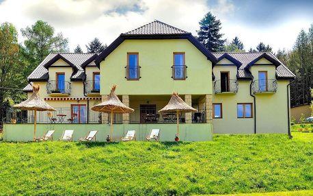 Polsko - Kudowa-Zdrój: Apartamenty Miranda