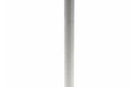 Garthen 46871 Barový stůl 110 cm kulatý - stříbrný