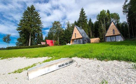 Jihočeský kraj: Chata u jezera - Terezka