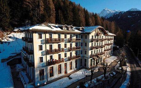 Itálie - Passo Tonale na 4-8 dnů, polopenze