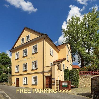 Jižní Čechy: Penzion Gardena