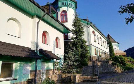 Beskydy: Hotel Zlatý Orel