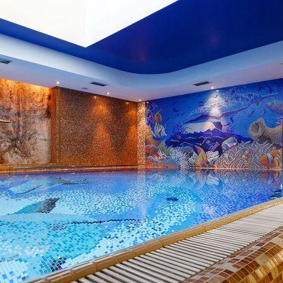 Elegantní hotel ve Varech s wellness a procedurami