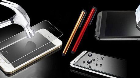 Tvrzená skla na mobil: 70 modelů a dárek