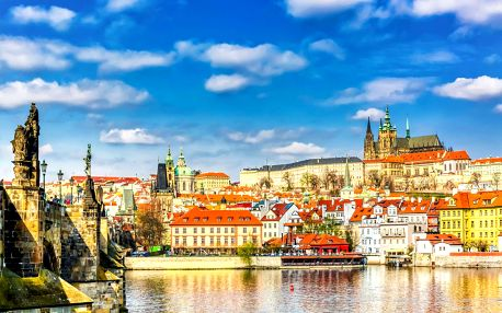 Pension Lucie**** v Praze se snídaní a platností až do srpna 2022