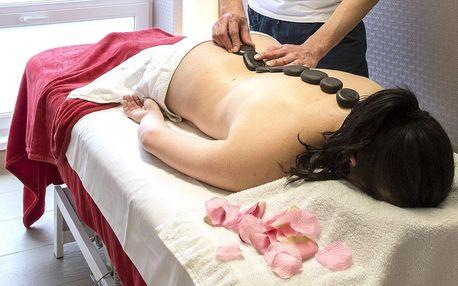 Zahřát se a relaxovat: balíček 3 wellness procedur