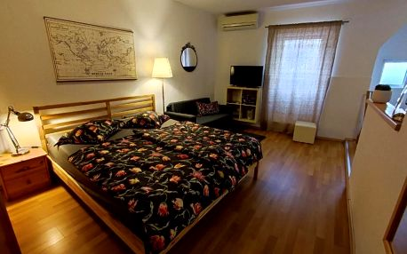 Chorvatsko, Rovinj: Old Town Apartments