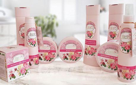 Argan & Rose Oil: péče o tělo, pleť i vlasy