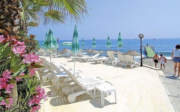 Hotel Anitas Beach, Turecká riviéra, letecky, all inclusive2