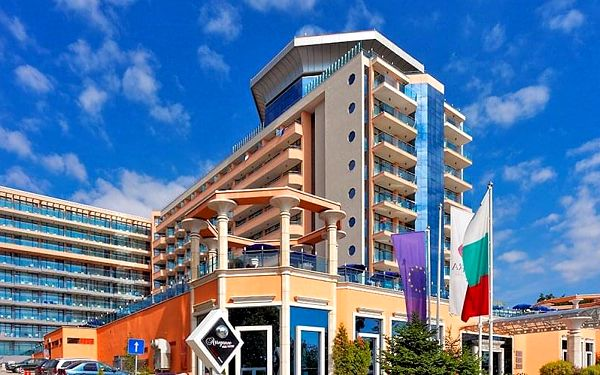 Hotel Astera, Varna, letecky, ultra all inclusive2