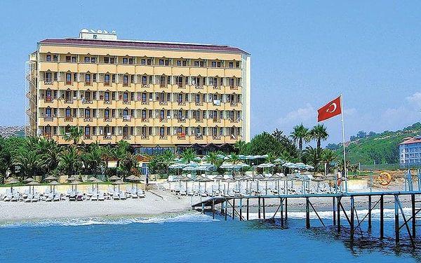 Hotel Anitas Beach, Turecká riviéra, letecky, all inclusive5
