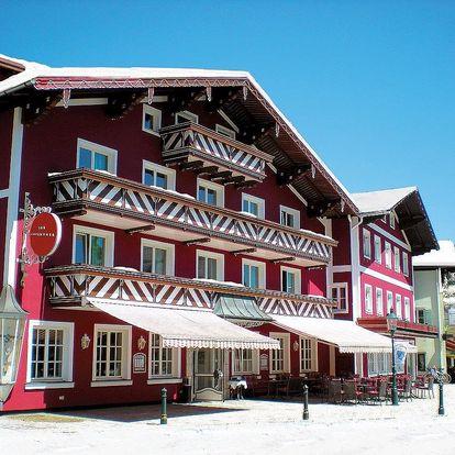 3–7 nocí Abtenau, Gosau | Hotel Der Abtenauer**** | Děti do 5,99 let zdarma | Light all inclusive