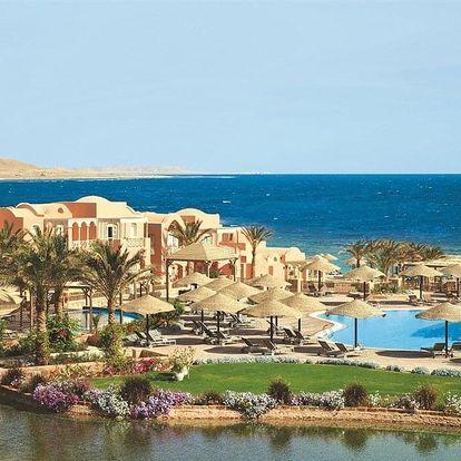 Egypt - Marsa Alam letecky na 7-16 dnů, all inclusive
