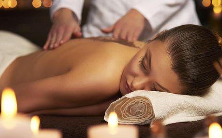 80 min. thajské relaxace: masáž a celotělový zábal
