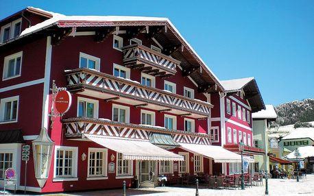 Gosau | Hotel Der Abtenauer**** | Děti do 5,99 let zdarma | 3–7 nocí s Light all inclusive | Vlastní doprava