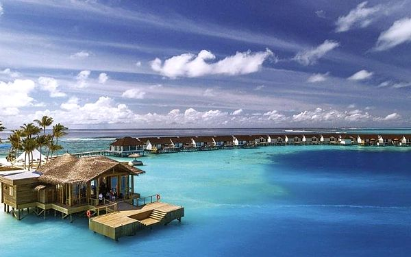Hotel Oblu Select At Sangeli, Maledivy, letecky, ultra all inclusive3