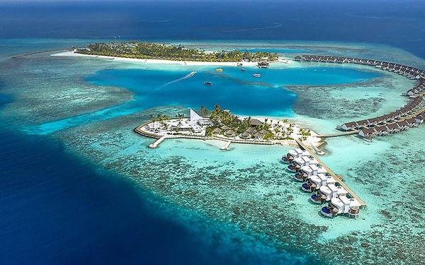 Maledivy letecky na 7-16 dnů, ultra all inclusive