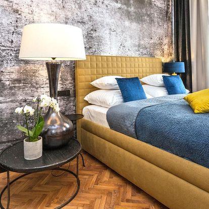 Krásný hotel u Staroměstského náměstí se snídaní