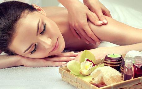 Klasická nebo relaxační masáž v oblíbeném wellness