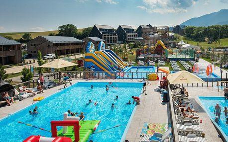 Demänová Resort - ubytování plné zážitků v regionu Liptov s polopenzí a wellness