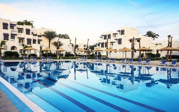 Egypt - Hurghada letecky na 8 dnů