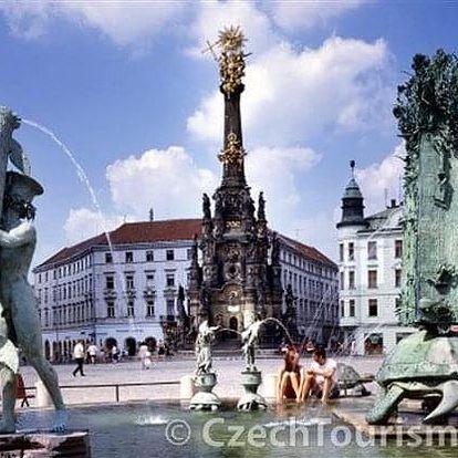 Olomouc na 3 dny, snídaně v ceně