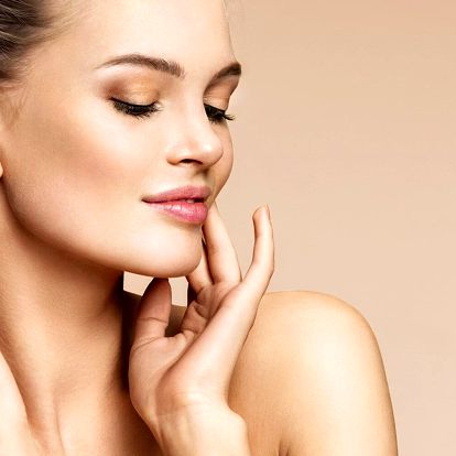 Kosmetické ošetření pleti i s masáží obličeje