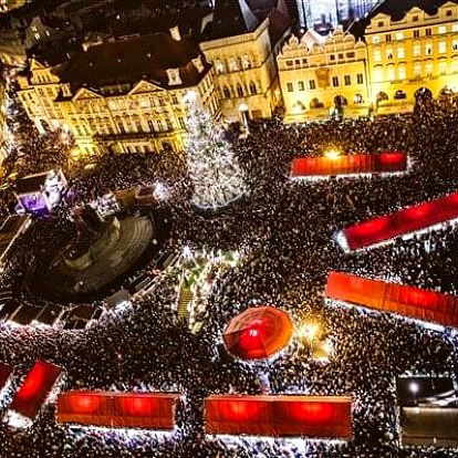 Praha na 4 dny, polopenze