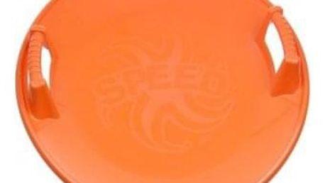 Talíř na bobování oranžový