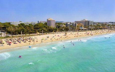 Španělsko - Mallorca letecky na 8 dnů, polopenze