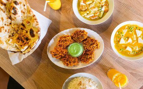 Bangladéšské menu pro dva masožravce i vegetariány