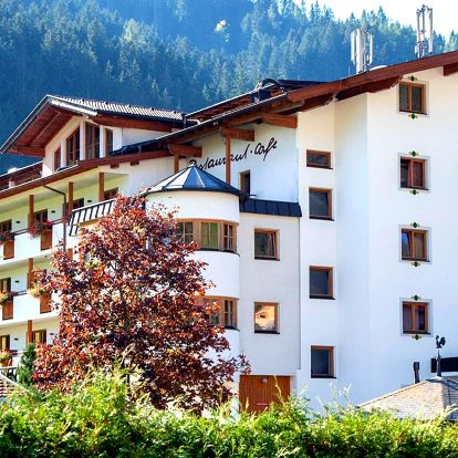 3* Landhotel Tirolerhof v Oberau s polopenzí a wellness